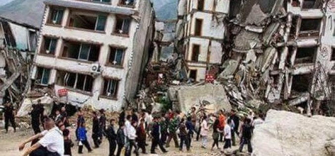 El terremoto que sacudió a Nepal