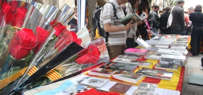 Sant Jordi, un patronazgo de rosas y letras