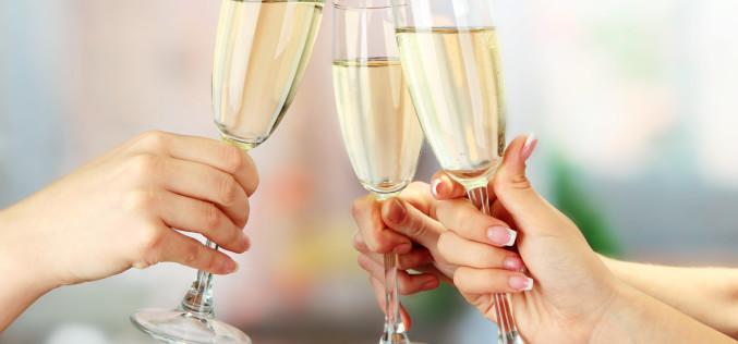 Las burbujas son para celebrar