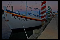 Tarpon Springs: Grecia queda en Florida