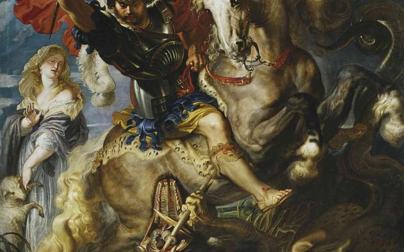 San Jorge, más allá del Día del Libro