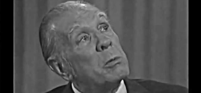Entrevista a Jorge Luis Borges