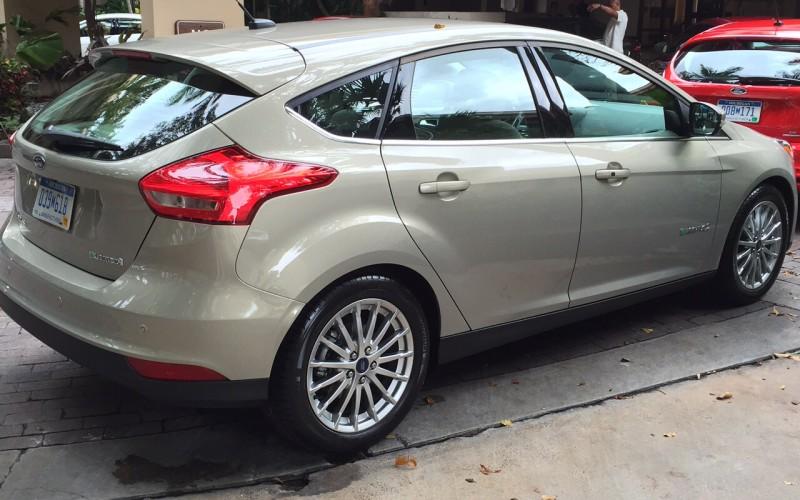 Ford Focus 2015: Mas tecnología, estilo y economía