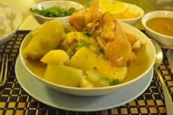 El sancocho: un plato que se lleva en el corazón