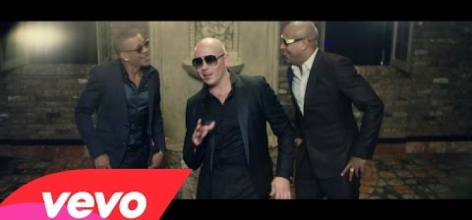 "Pitbull y Gente de Zona: ""Piensas"", su nuevo video"
