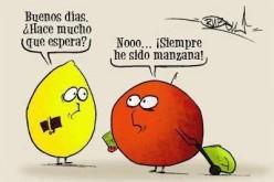 Entre frutas te veas