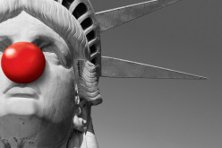 "EE.UU celebra ""Red Nose Day"""