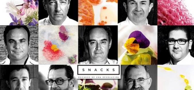 Snacks: Bocados de una revolución
