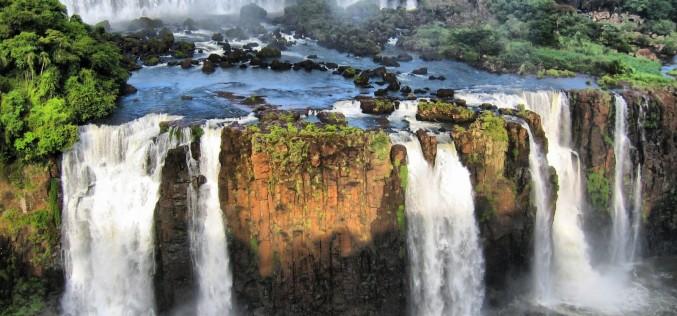 ¿Cuáles son las cataratas más bellas de América?