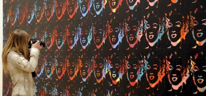 Las sombras de Andy Warhol cruzarán el Atlántico