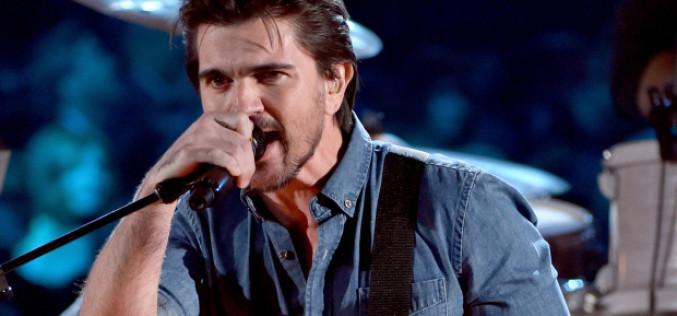 Juanes le cantará a Papá Pancho en Filadelfia