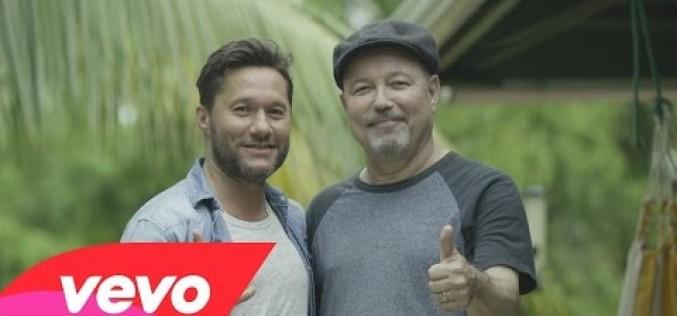 """Diego Torres y Rubén Blades juntos en """"Hoy es Domingo"""". ¡Excelentes!"""