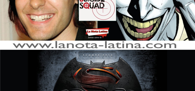 Entre Suicide Squad y Batman vs Superman, te veas