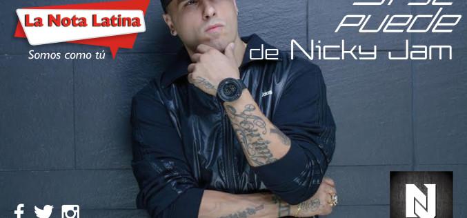 El Sí se puede de Nicky Jam