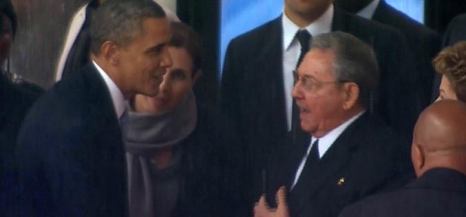 Obama llega a Cuba y da inicio a una nueva era