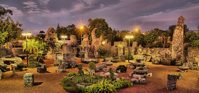 Coral Castle: Un castillo magnético y enigmático en la Florida