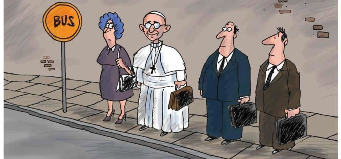 Francisco, sencillez hecha persona ¡Bienvenido!