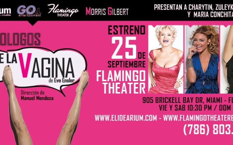 Los Monologos De La Vagina Regresan A Miami La Nota Latina
