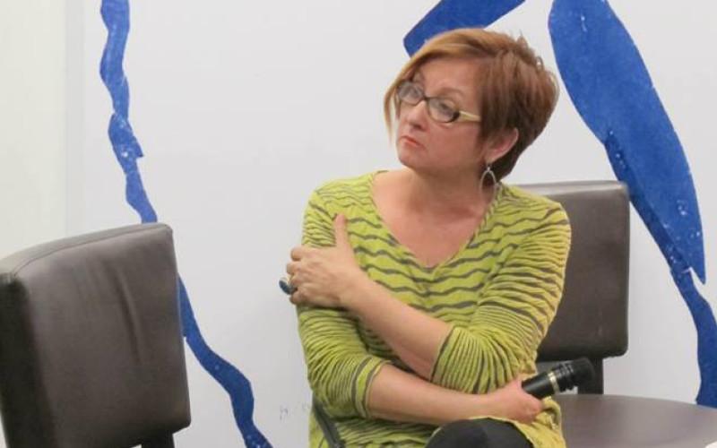 """María Zamparelli: """"El concurso Cuéntale tu Cuento a La Nota Latina permite canalizar nostalgias"""""""