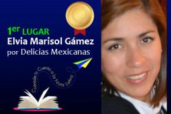 """Elvia Marisol Gámez: """"Cuéntale tu Cuento a la Nota Latina me permitió creer en mi potencial como escritora"""""""
