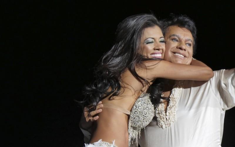 Paola Miranda, la cantante  preferida de Juan Gabriel