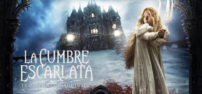 Este Halloween Guillermo del Toro nos aterrorizará en la Cumbre Escarlata