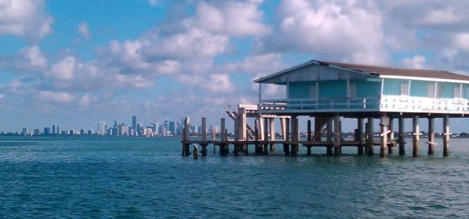 Stiltsville, las misteriosas casas flotantes de Miami