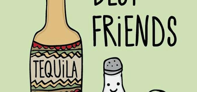 Los mejores amigos…