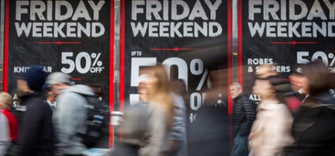 El Black Friday inicia las compras navideñas en Estados Unidos