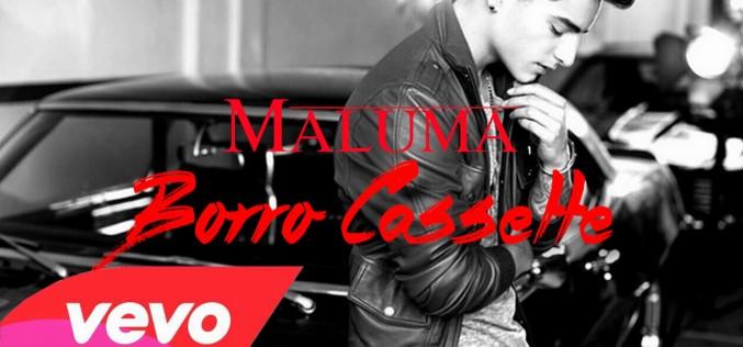 Maluma.. Borró Cassette