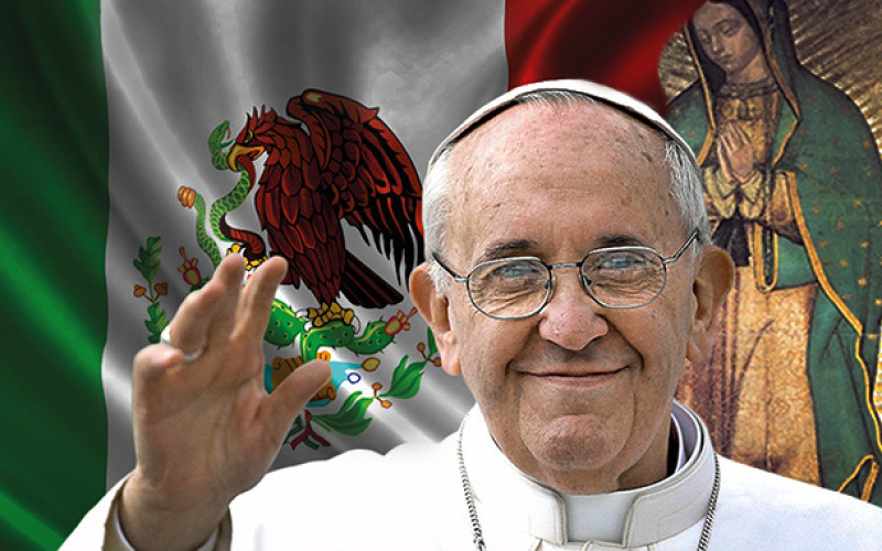 Visita del papa Francisco a México: Curiosidades