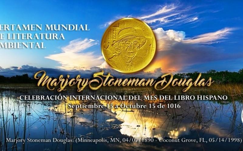 "Hispanic Heritage Literature Organization lanza primer concurso mundial de literatura ambiental ""Marjory Stoneman Douglas"""