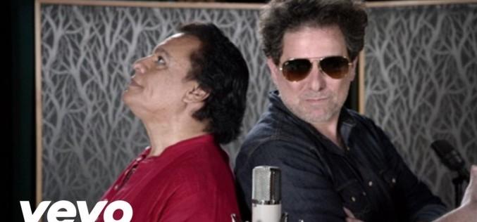 Juan Gabriel y Andrés Calamaro unen sus  voces en Te Recuerdo Dulcemente. Excelente interpretación