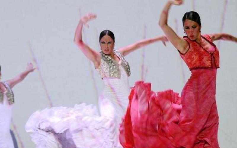 El Ballet Flamenco de Andalucía en gira por Estados Unidos