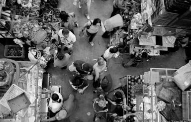 Fotografías en blanco y negro de Erin Zambrano