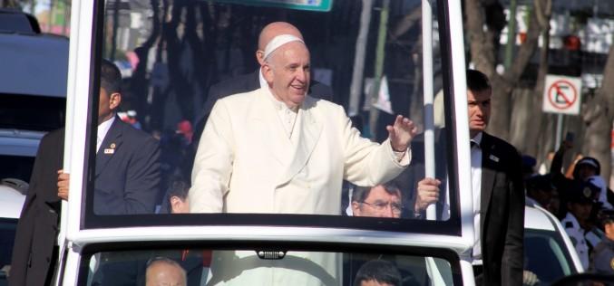 Abusos sexuales, tema que empaña visita del papa Francisco a México
