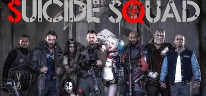 Suicide Square, otra de superhéroes para la gran pantalla