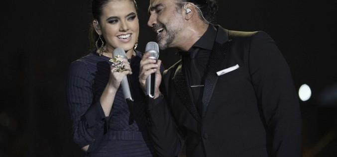 Alejandro Fernández y su hija Camila cantarán en los premios Billboard