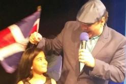 Fernando Villalona le cantó a las mujeres en Miami