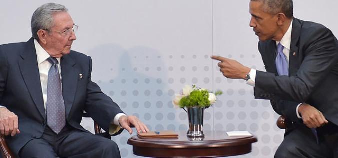 Reunión Castro-Obama: A nadie sorprende el desencuentro en materia de derechos humanos