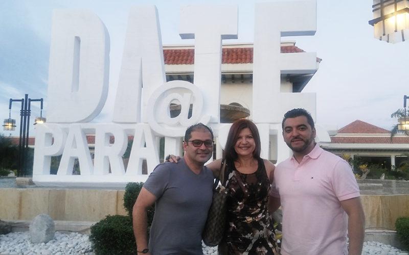 Periodistas Hispanos de EE.UU disfrutamos de la Inauguración de DATE