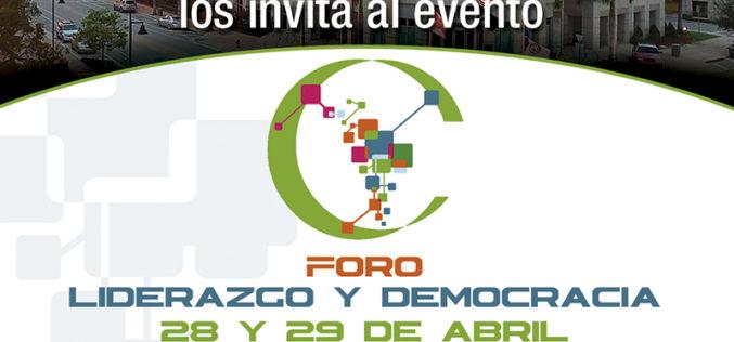 Primer Foro de Liderazgo y Democracia se realizará en Miami