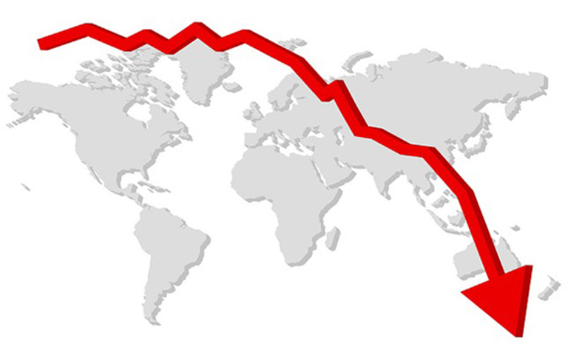 América Latina no logra zafarse de la recesión