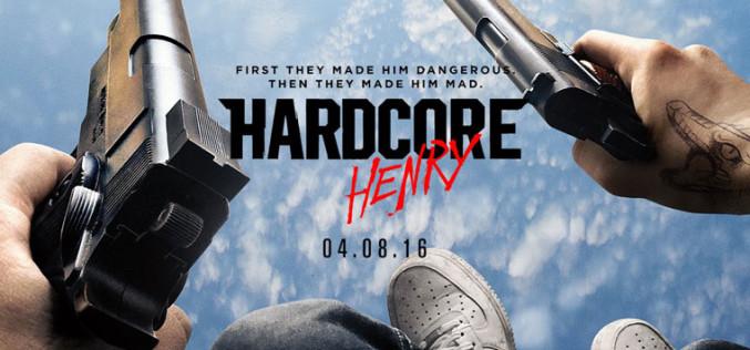 Hardcore Henry: Acción, suspenso y emoción juntas en una película