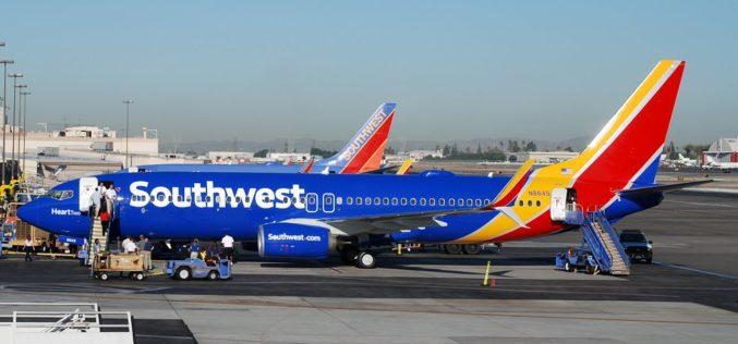 Southwest Airlines conectará a pasajeros de Los Ángeles con Costa Rica
