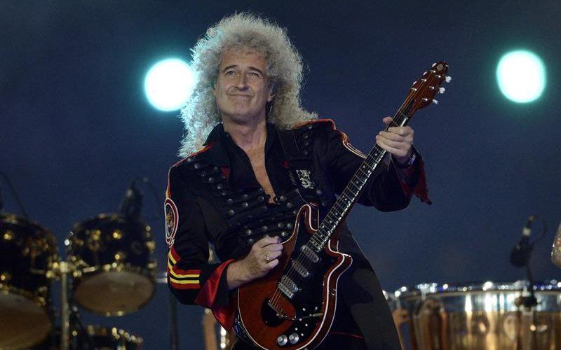 Guitarrista de Queen pide a Trump que deje de utilizar sus canciones