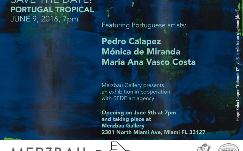 """Un """"Portugal Tropical"""" impregnado de color y sensualidad llega a Miami"""