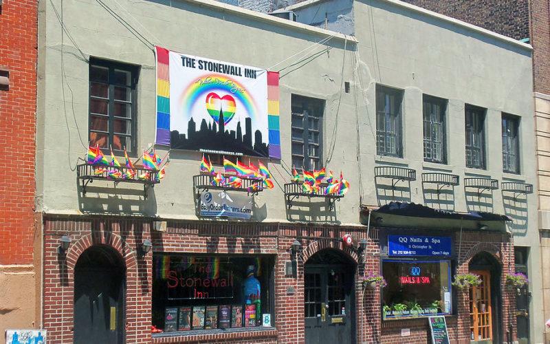 El movimiento LGTB ya cuenta oficialmente con su monumento