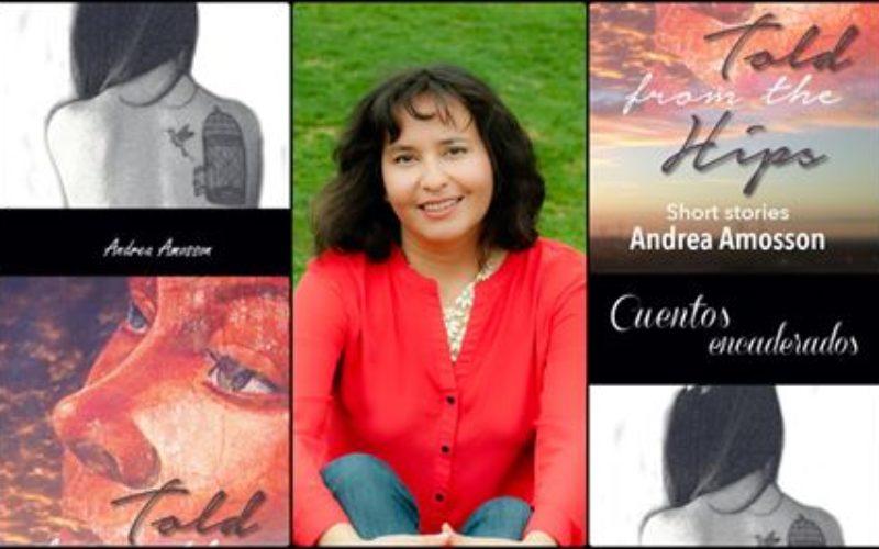 Escritora Andrea Amosson es nominada a importante premio en EE.UU.