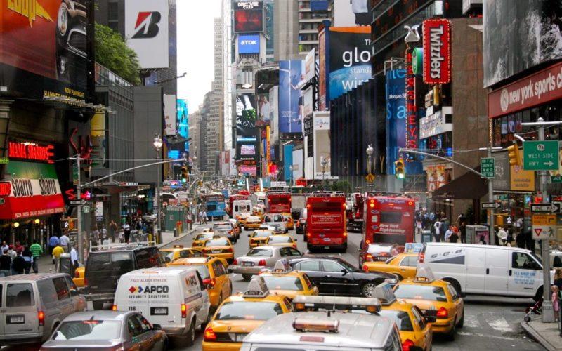 ¿Cuáles son las 10 ciudades de EE.UU que más repelen a los automovilistas?